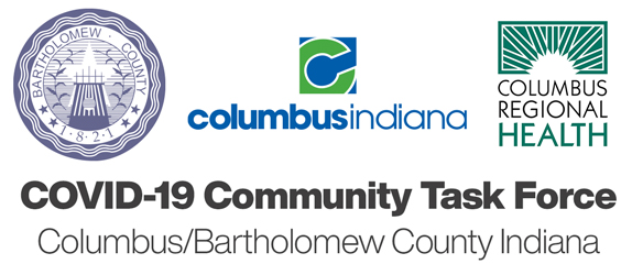 COVID-19 Community Task Force Logo